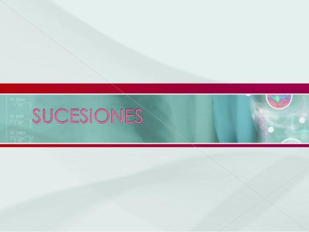 Sucesiones Slide 3