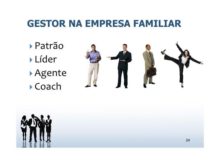 } Patrão } Líder } Agente } Coach                  24