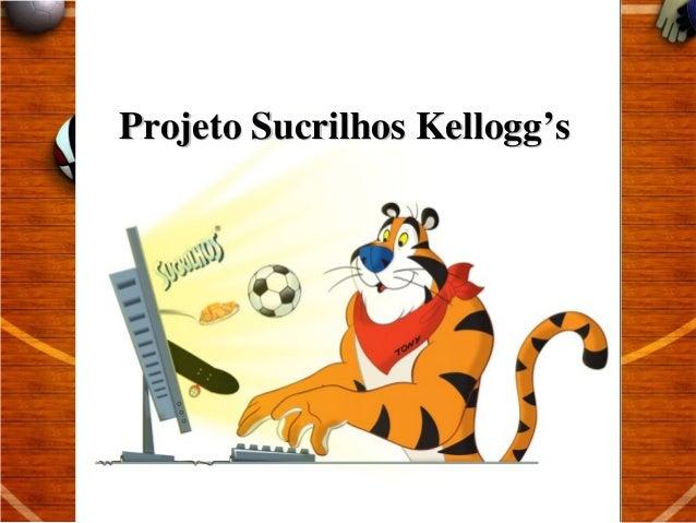 Projeto Sucrilhos Kellogg's