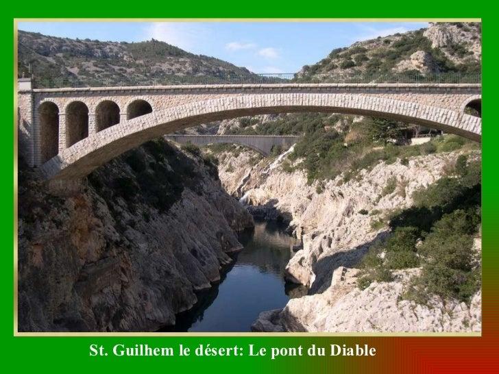 St. Guilhem le désert: Le pont du Diable