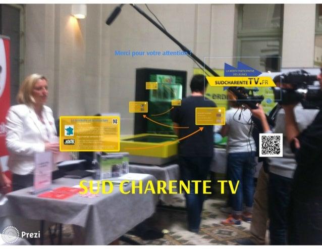 SUD CHARENTE TV - EPN sud Charente