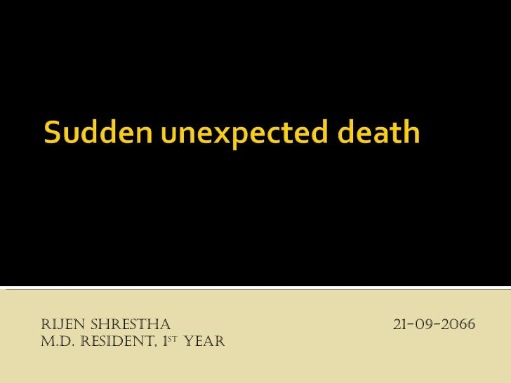 Rijen ShReStha            21-09-2066M.D. ReSiDent, 1St YeaR