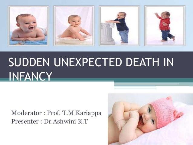 Sudden Unexplained Death