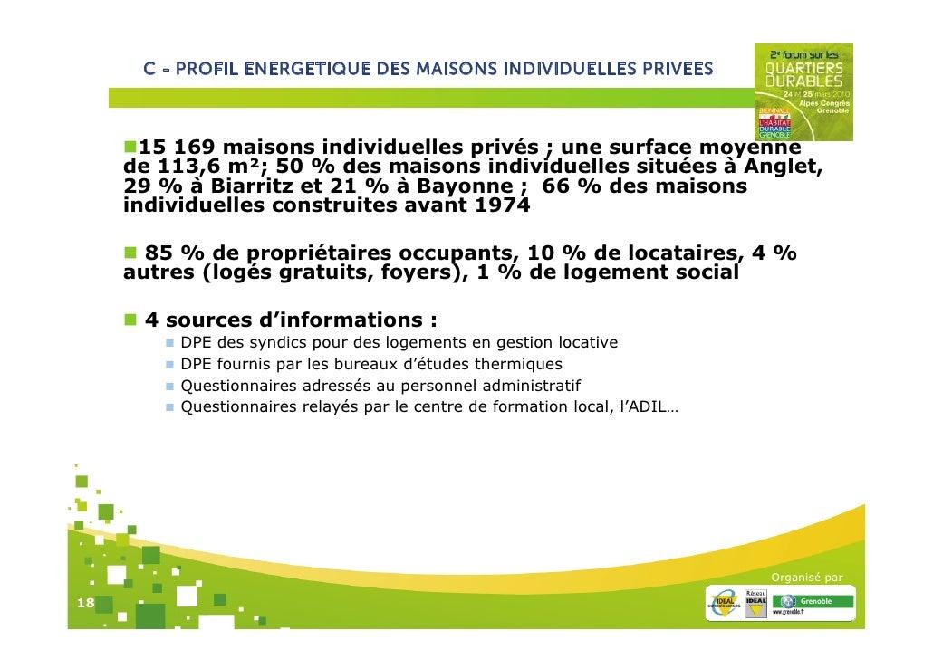 Strategies De Rehabilitation énergétique Durable : Exemple à L échel?   Classement  Energetique Maison Individuelle