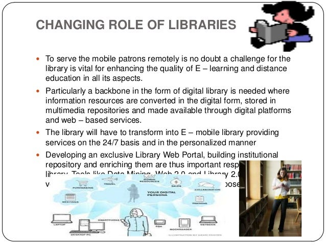 Guaranteeing Access to Knowledge: The Role of Libraries