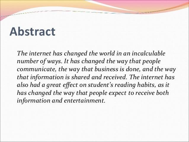 social media and reading