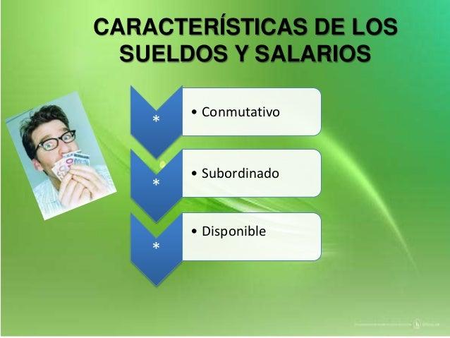 Sueldos Y Salarios Carolina Vera