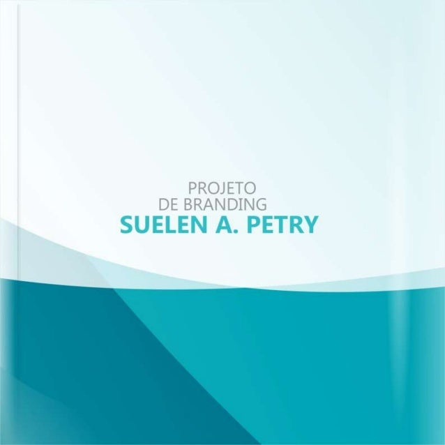 BRAND BOOK - SUELEN A. PETRY