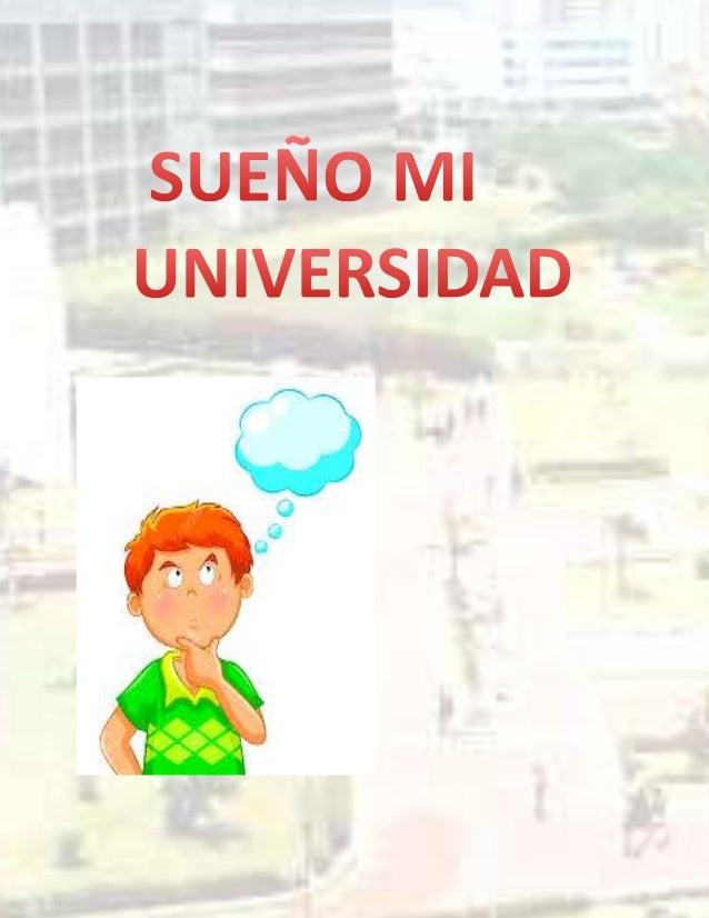 MI UNIVERSIDAD Y YO