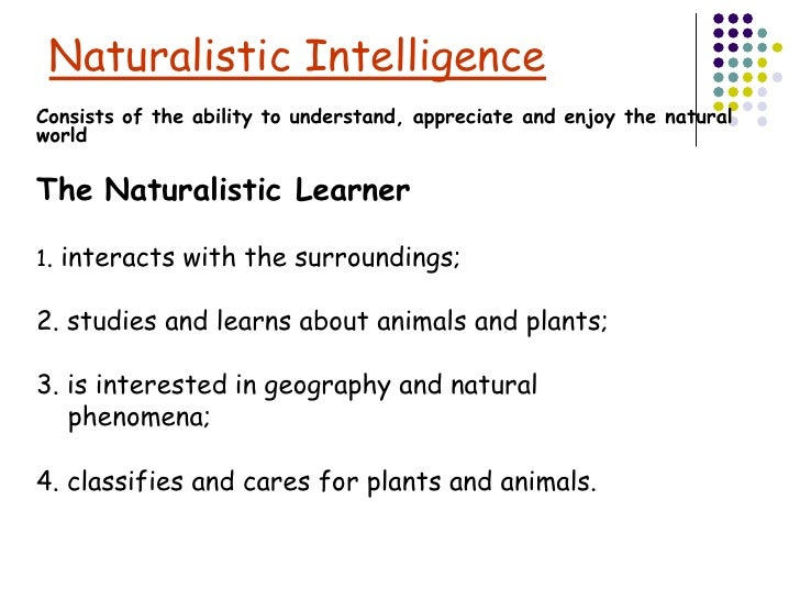 Studying Tips Based on Multiple Intelligences (How You Learn)