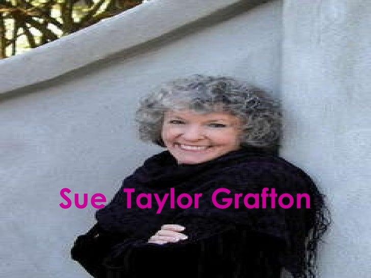 Sue  Taylor Grafton
