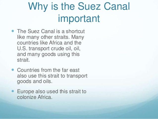 Deep Impact Boats >> Suez canal