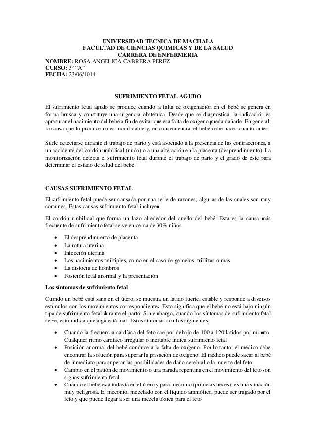 UNIVERSIDAD TECNICA DE MACHALA FACULTAD DE CIENCIAS QUIMICAS Y DE LA SALUD CARRERA DE ENFERMERIA NOMBRE: ROSA ANGELICA CAB...