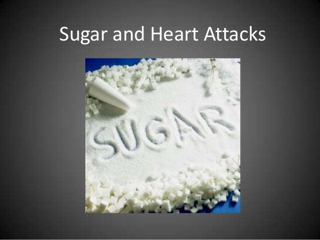 Sugar and Heart Attacks