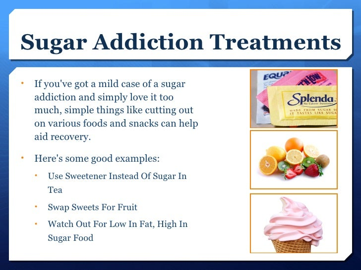 sugar is an addiction Sugar and other sweeteners are the main ingredients in some of america's favorite drinks and foods and they've become ingrained in the american diet, considering the average american consumes about 20 teaspoons, or 80 grams, of sugar a day the sweet stuff is a ubiquitous source of calories in the western diet.