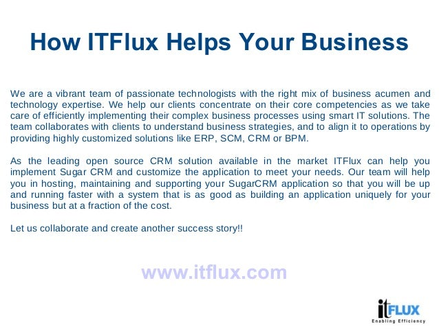 How ITFlux Helps Your Business We are a vibrant team of passionate technologists with the right mix of business acumen and...