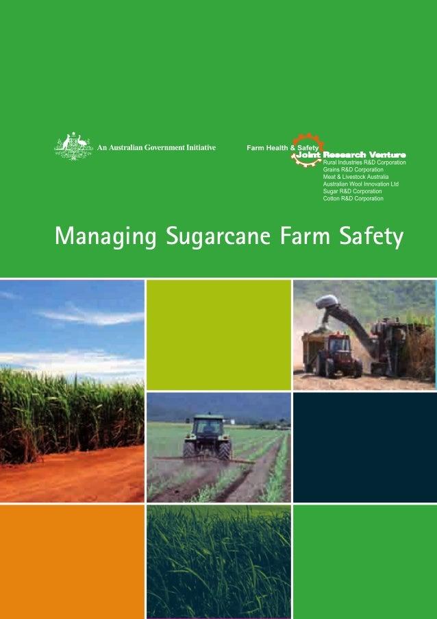 Managing Sugarcane Farm Safety