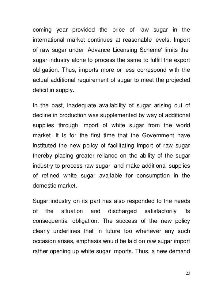 Lyric raw sugar lyrics : Sugar industry of india 2004