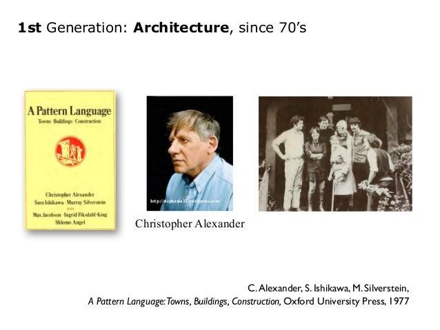 a pattern language towns buildings construction pdf