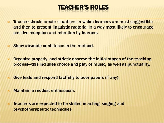 role of remedial teachers Push in remediation is provided by the remedial teacher coming into the  classroom to provide support to the students who need it during a lesson this  type of.