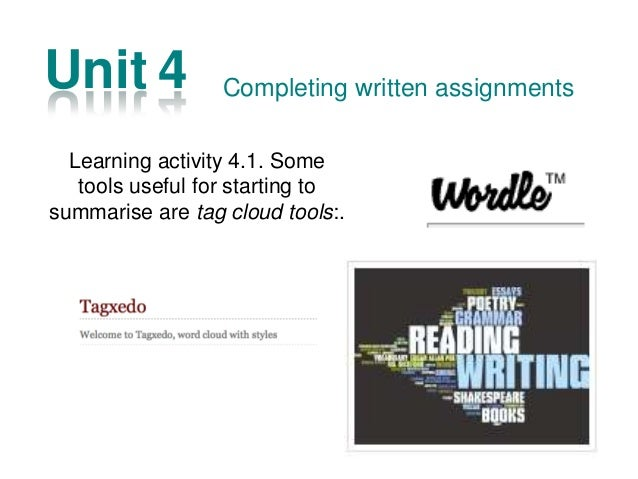 Unit 8 Technical report writing Make a draft of a generic report in a wiki, explaining the meaning of every part.