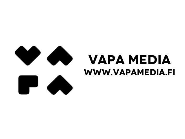 VAPA MEDIA WWW.VAPAMEDIA.FI