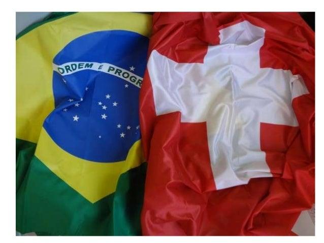 Dados e informações sobre a bandeira da Suíça: A bandeira da Suíça é composta por um quadrado vermelho com uma cruz grega ...