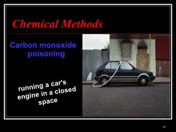 Carbon Monoxide Poisoning Suicide : suicide ~ Russianpoet.info Haus und Dekorationen