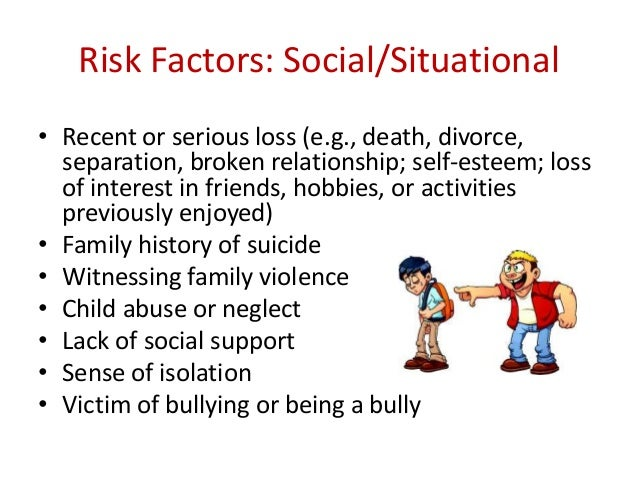 emile durkjeim and teenage suicide Cyber bullying: durkheim's theory on suicide by: grace boland  recognize the connection between cyber bullying and teen suicide 6 why durkheim's theory is more .