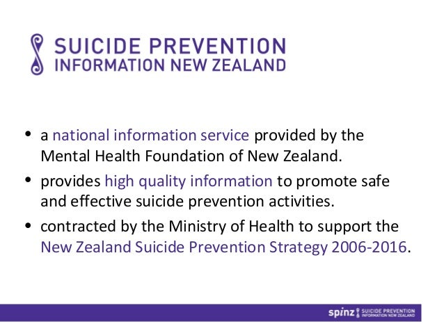 Suicide prevention - Auckland Council Social and Community ... - photo #48