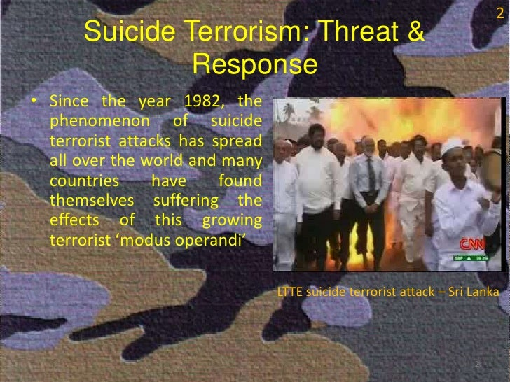 Criminology and terrorism which thesis