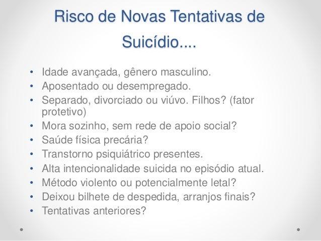 """Comunicação: """"Problema de DR"""" • A comunicação é problemática em muitos casos o Autópsia psicológica: • Apenas 18% dos suic..."""