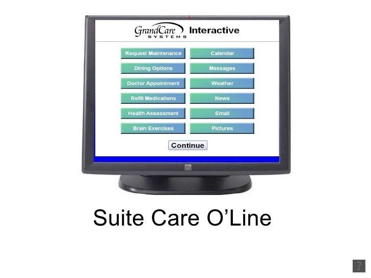 Suite Care O'Line