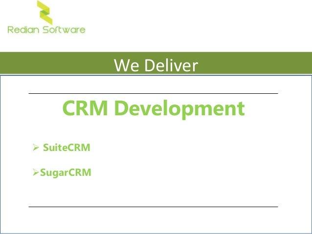 SuiteCRM Development   Asterisk Integration   HealthCareCRM Slide 3