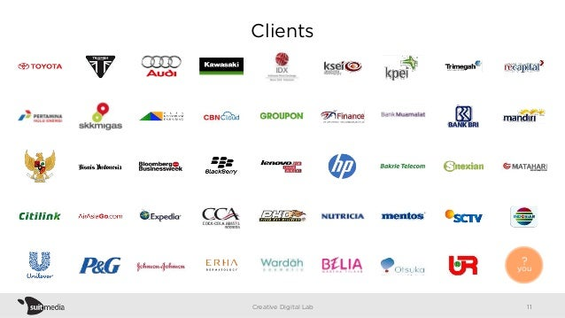 Clients Creative Digital Lab ? you 11