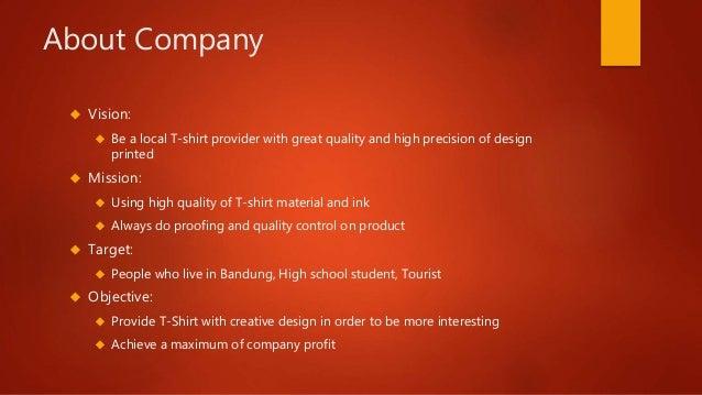 Suit up business plan presentation