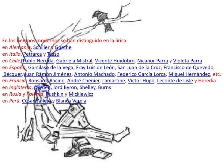 Componentes del lenguaje lírico  • Hablante lírico  •Motivo lirico  •Actitud lirica