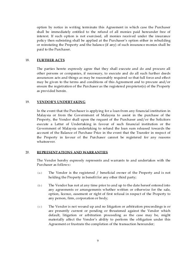 Sample subsale agreement company company 9 option spiritdancerdesigns Choice Image