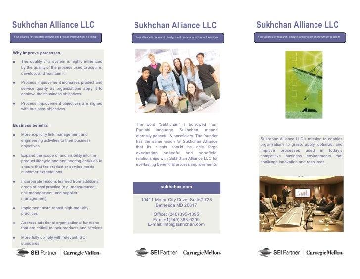 Sukhchan Alliance LLC                                                    Sukhchan Alliance LLC                            ...
