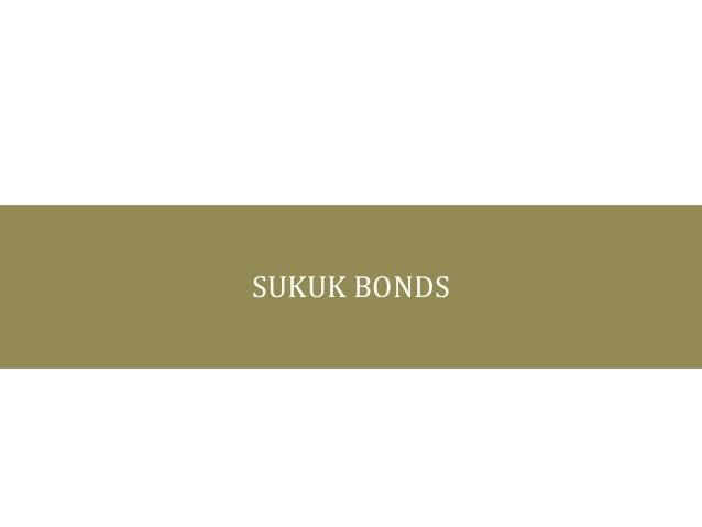 SUKUK BONDS