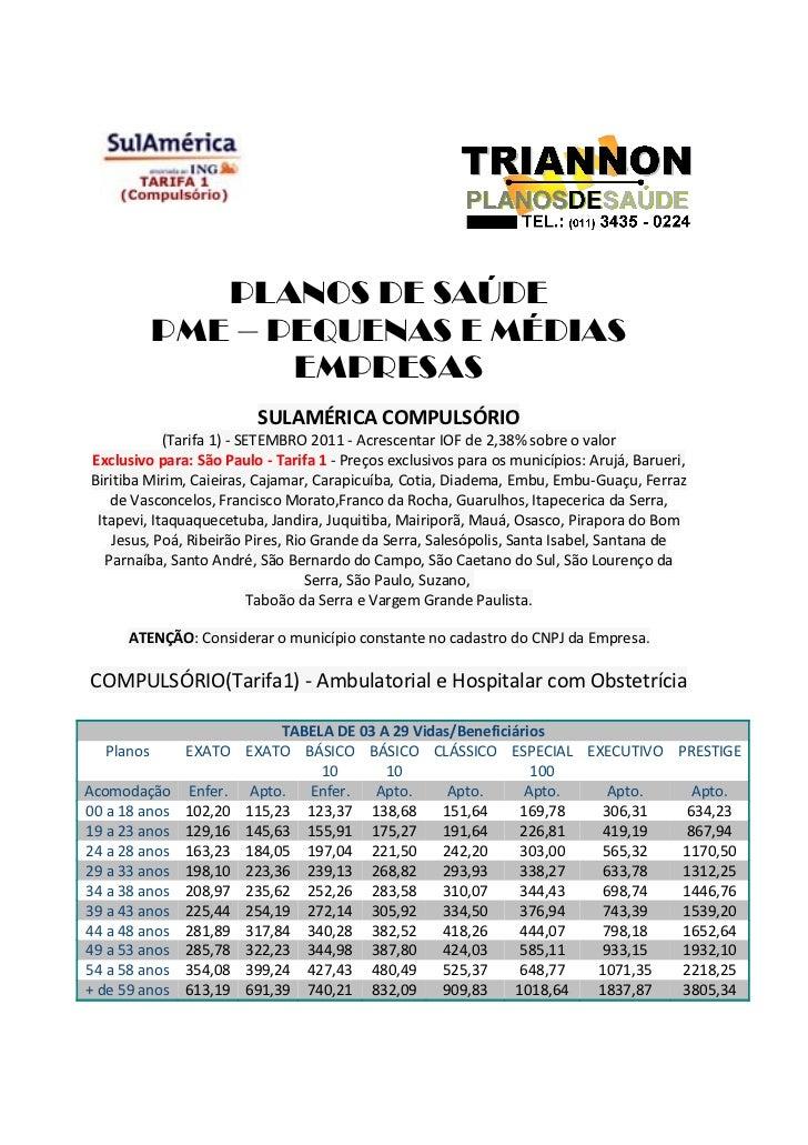 Sulamerica   pme - novembro11