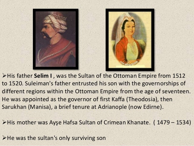 the poetry of suleiman the magnificent He is known in the west as suleiman the magnificent [1] and in the east, as the lawgiver (in turkish kanuni (suleiman's father, selim i, wrote poetry in persian.