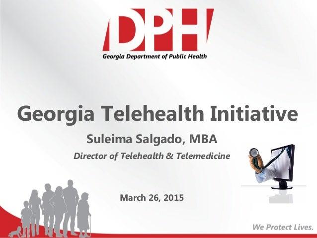 Suleima salgado dph telehealth telemedicine presentation gpt