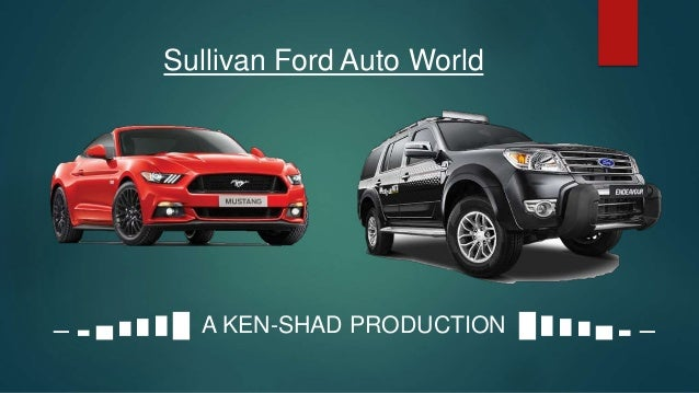 Case analysis of sullivan auto world.