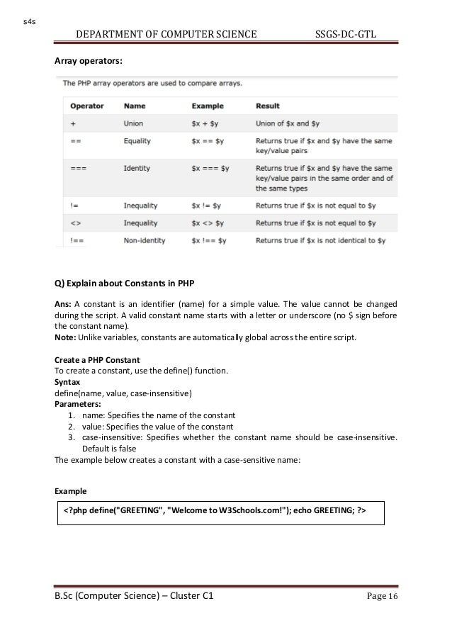 SULTHAN's PHP, MySQL & wordpress