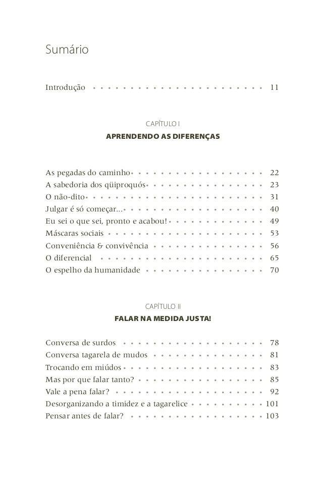 SumárioIntrodução   • • • • • • • • • • • • • • • • • • • • • • •        11                            CAPÍTULO I         ...