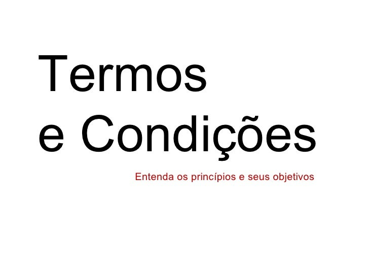 Análise dos Principais Termos e CondiçõesCláusula         Favorável ao investidor    Meio-termo                 Favorável ...