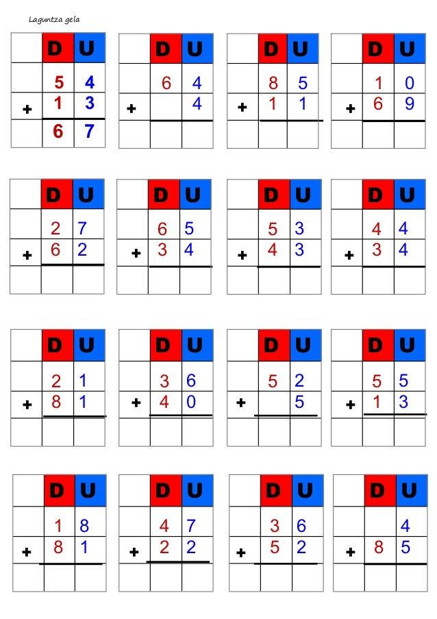 Laguntza gela + D U 5 4 1 3 6 7 D U 2 7 6 2 + + + + + + + + + + + + + + + D U 6 4 4 D U 8 5 1 1 D U 1 0 6 9 D U 6 5 3 4 D ...