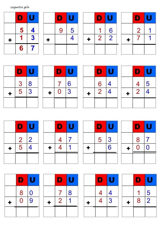 Laguntza gela + D U 5 4 1 3 6 7 D U 3 8 5 3 + + + + + + + + + + + + + + + D U 9 5 4 D U 1 6 2 2 D U 2 1 7 1 D U 7 6 0 3 D ...
