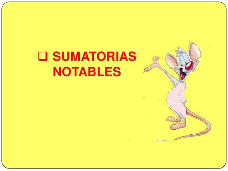 P2. La sumatoria de una constante es igual al producto del número de sumandos por la constante.<br />𝑖=𝑎𝑛𝑘=[𝑛−𝑎+1].𝑘<br /...